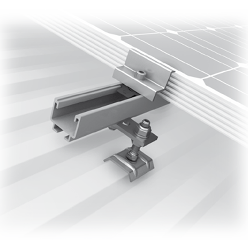 Sloped Roof Mounting Systems K2 Solar Fastener System
